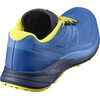 Salomon Sense Ride Shoes Men Snorkel Blue/Indigo Bunting/Sulphur Spring